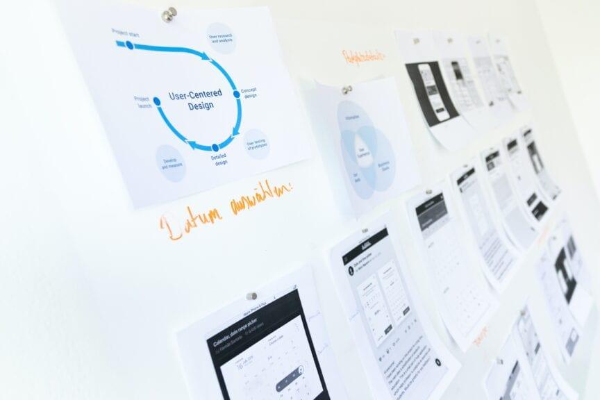 white printer paper on white wall