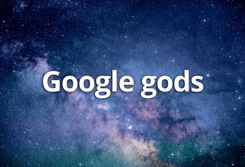 google gods
